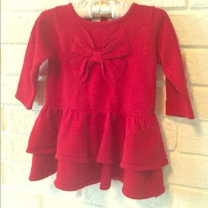 Gymboree- Baby Girl Sweater Dress